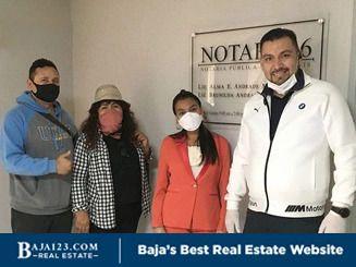 Las Olas Mar y Sol Buyers Testimonial for Faby & Gerardo
