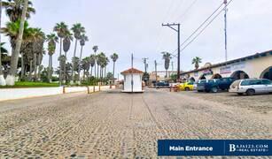 San Antonio Del Mar Streets and Roads