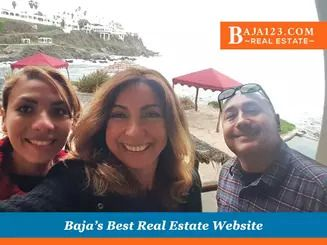 Las olas grand clients with Claudia pierce