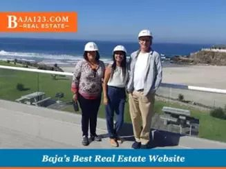 Faby Delgado with the McKenna's at La Jolla Excellence
