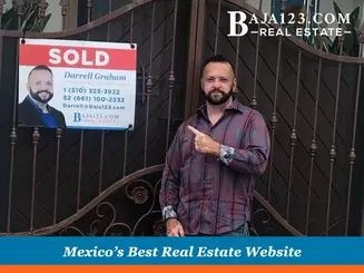 Darrell Graham Sold another Dream Home in Castillos Del Mar, Rosarito Beach