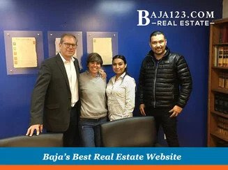 Las Olas Grand Clients Experience with our Rosarito Beach Real Estate Agents Gerardo and Faby