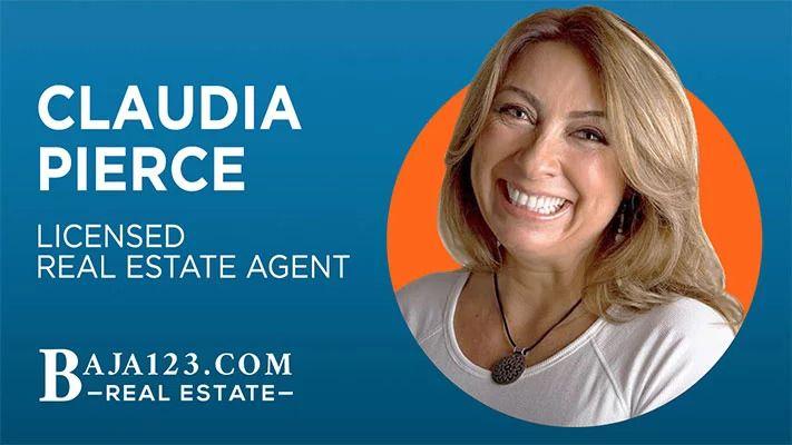 Claudia Pierce Licensed Real Estate Agent