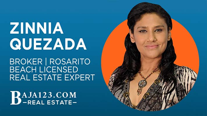 Zinnia Quezada Licensed Real Estate Agent