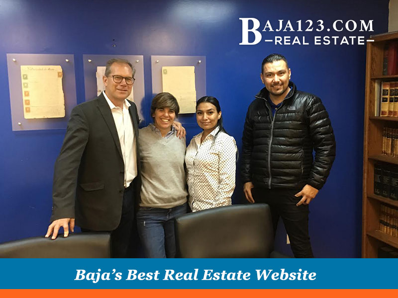 Las Olas Grand Clients Experience with our Rosarito Beach Real Estate Agents Faby and Gerardo
