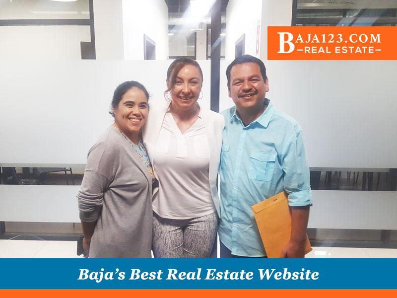 Buyers with Claudia Pierce