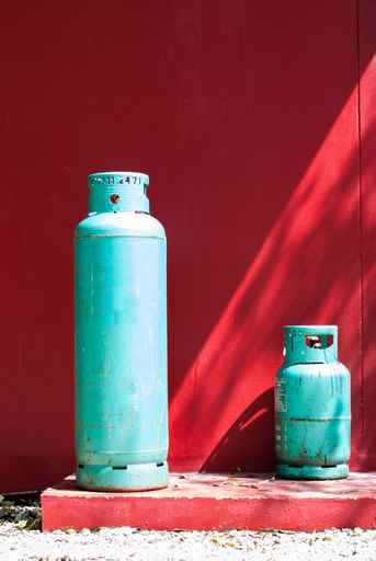 Prefilled Gas Cylinders Rosarito